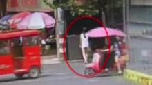少女乘坐黑摩的遭性侵殒命