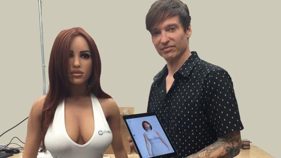 """性爱机器人或带来""""革命性""""服务 亦有伦理风险"""