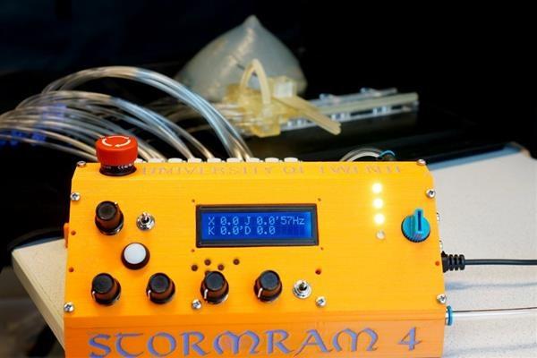 3D打印机器人变身治癌神器 更易检测和治疗癌症
