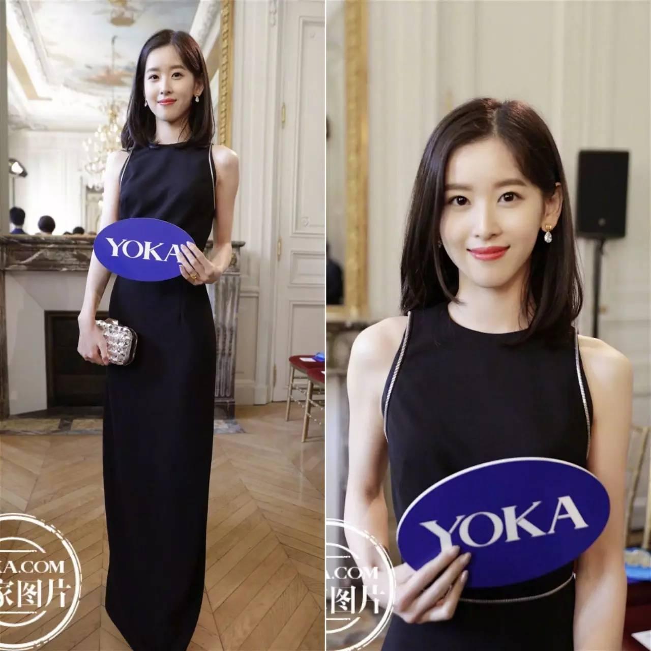 """在巴黎高定时装周上,你能看出""""奶茶妹妹""""的时尚野心"""
