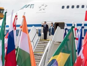 习近平抵德出席G20峰会 会见多国元首