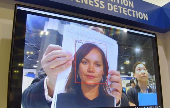 世界首创!NEC利用AI开发出鉴别真假人脸的技术