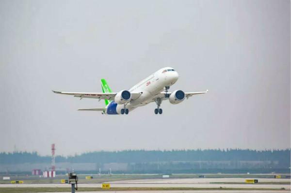 订单总数达600架 揭秘中国C919大型客机如何打造