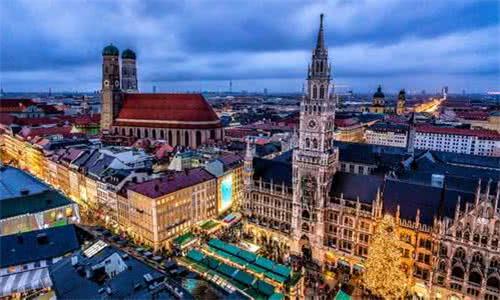 在德外国人数量超过千万 创造50年来最高纪录