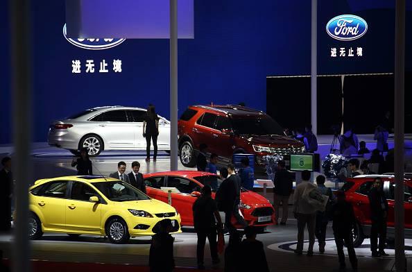 福特6月在华销量增长15% 突破10万辆大关