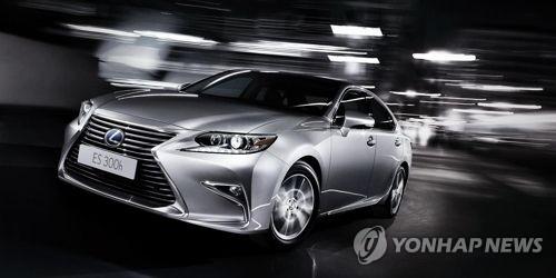 韩国进口车市场向好 日系车6月销量强劲