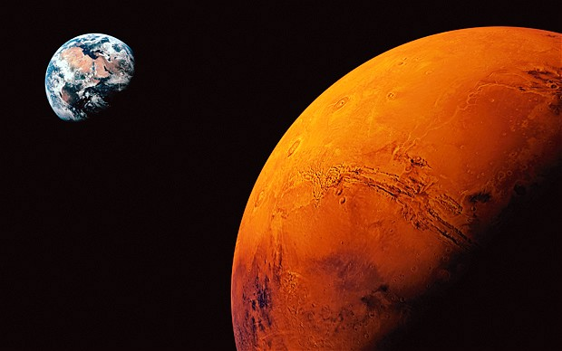 火星表面化学物质含剧毒 可消灭一切细菌?