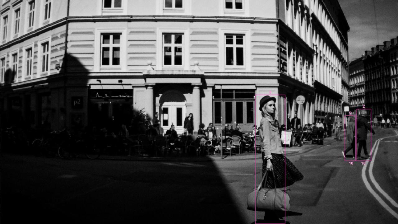 沃尔沃XC60车载摄像头新用途:街拍艺术照亮眼