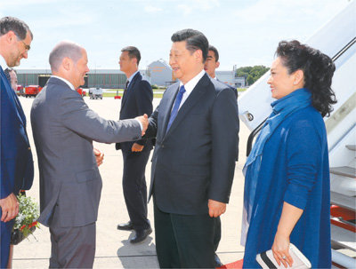 习近平出席G20四届峰会:心怀中国情系天下