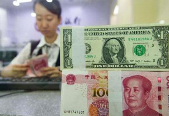 """中国外汇储备""""五连升"""" 黄金储备维持不变"""