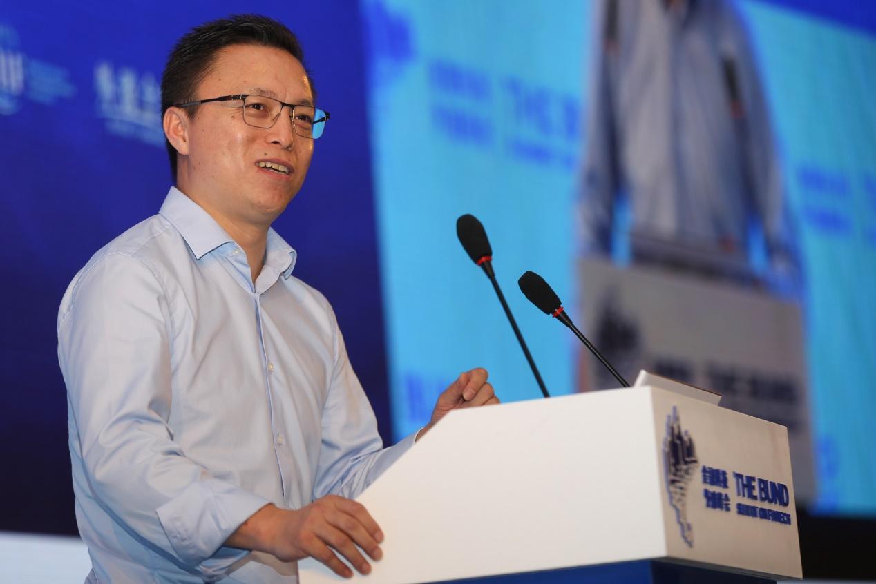 井贤栋:新金融长跑才开始 倡议携手共建生态