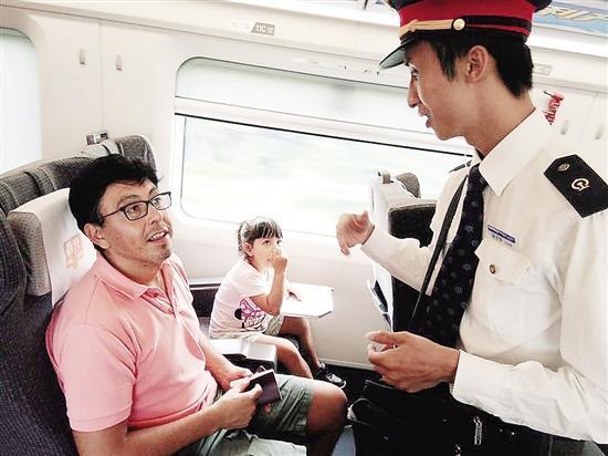 """中国高铁跻身新""""四大发明"""" 遍及四大洲20余国"""