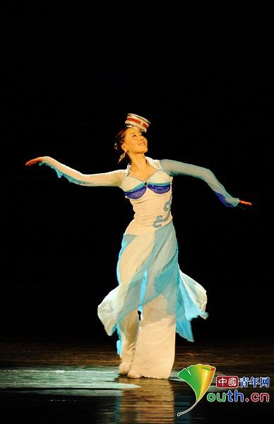 青年舞蹈家哈斯敖登:因为责任 所以要更努力