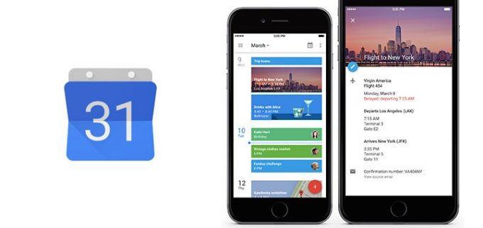 """iOS 版谷歌日历更新 增加""""今日""""插件"""