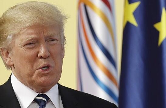 """特朗普:普京坚决否认""""干预""""美国选举相关消息"""