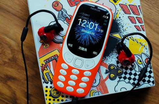 诺基亚新3310开售秒光  HMD称将复刻更多机型