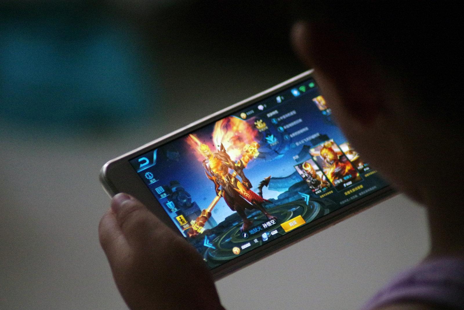 腾讯旗下游戏《王者荣耀》有望登陆欧美市场