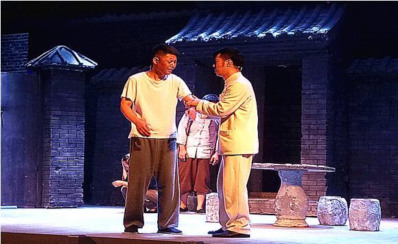 抗战爆发80周年 因一部戏修建一座戏楼:宛平人家