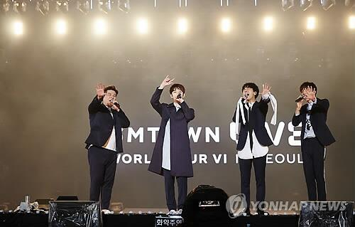 韩男团Super Junior将发新专辑 以7人阵容回归