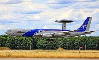 这款飞机在北约已经服役35年