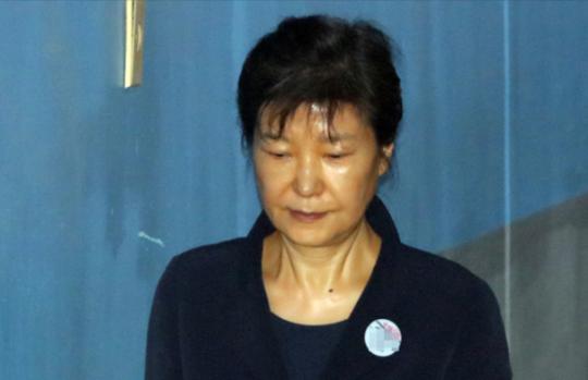 朴槿惠身体出现异常?韩国法务部予以否认