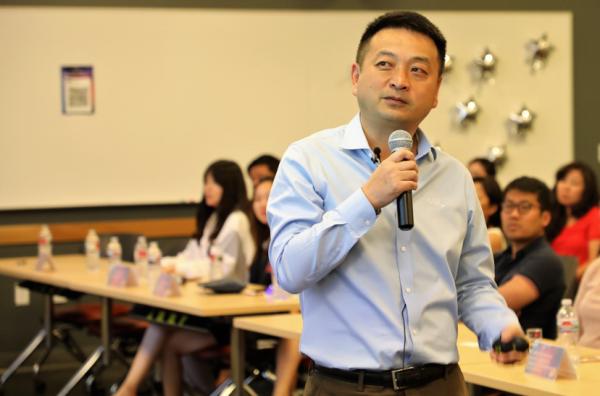 携程董事会主席梁建章硅谷演讲:全球化需要创新人才