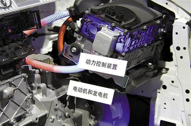 """新能源车战略成为车企""""必选项"""""""