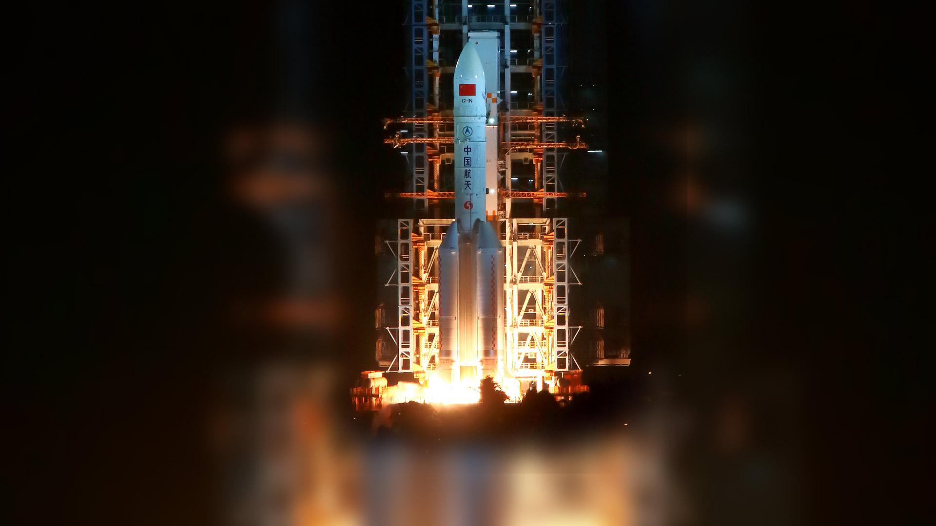 美媒:不怕失败!中国太空发展雄心遇挫更勇