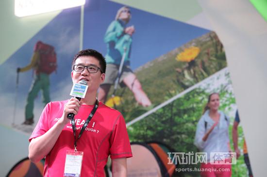 亚展总监李皓:做推动户外产业健康发展的平台