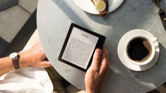 Kindle十周年 四款产品大对比