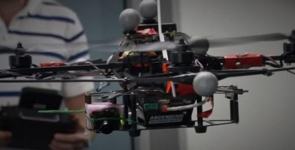 AI加持:视觉算法让无人机识别3D环境