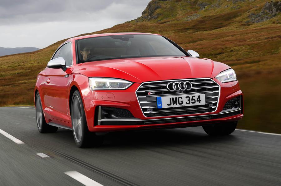 奥迪宣布S4和S5暂停销售 测试新引擎控件
