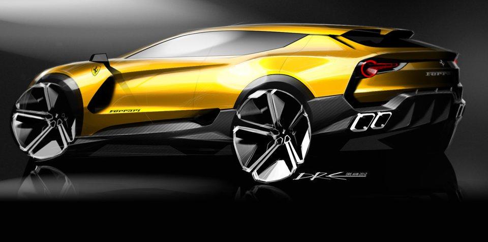 外媒:法拉利SUV计划曝光 预计2021年发布