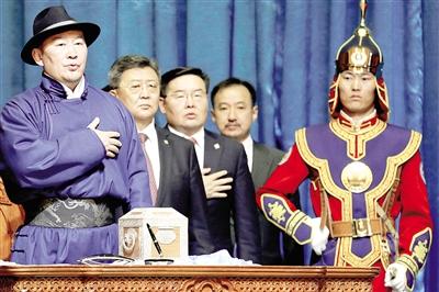 """社评:""""第三邻国""""不应与蒙中俄友好对立"""