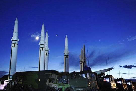 美媒全球火力榜单美俄中印排名前四 日本很靠前