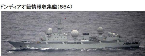 美媒关注中国军舰穿越津轻海峡:通往北太平洋要道