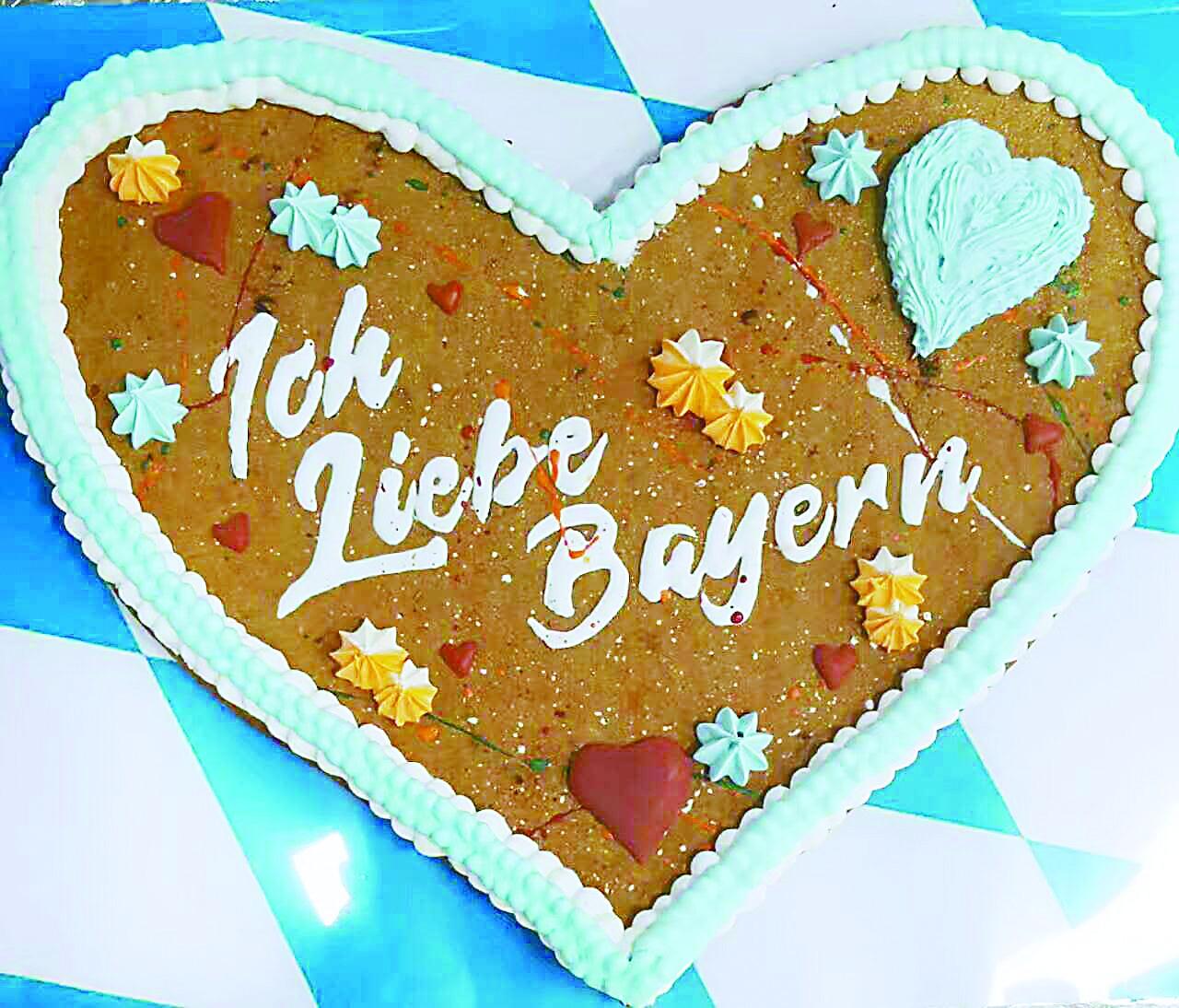 跟巴伐利亚厨师学做纽伦堡姜饼