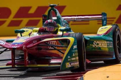 奥迪证实12月出征Formula E电动方程式赛车