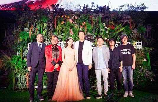 首位中华区艺人合作迪士尼 欧阳娜娜音乐梦想出发
