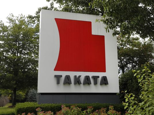 高田在美追加召回270万安全气囊 涉及福特/马自达