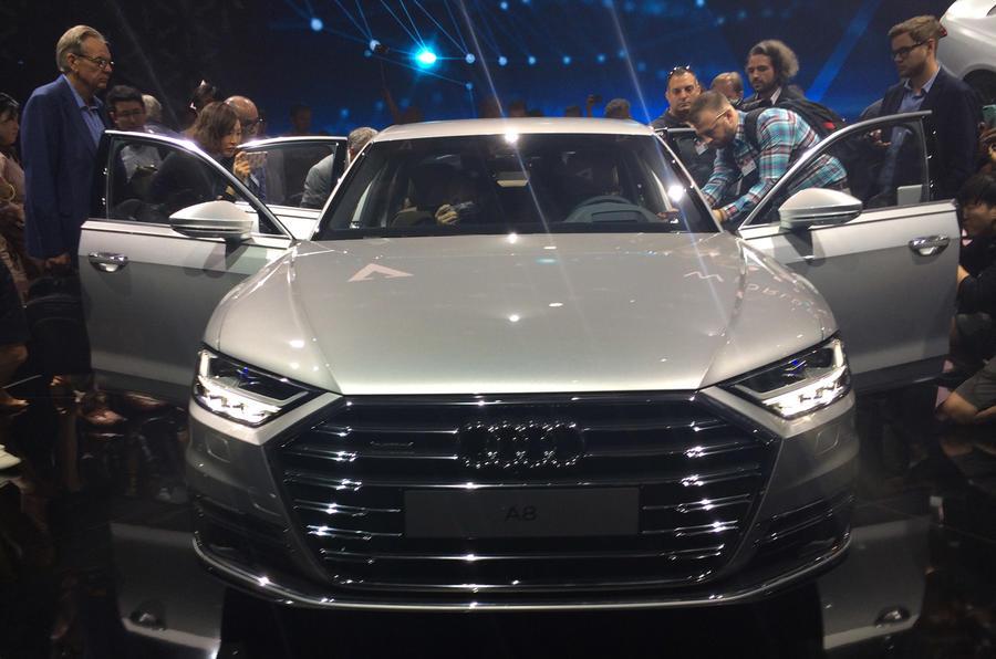 奥迪证实2018年将推5款新车 包括电动SUV
