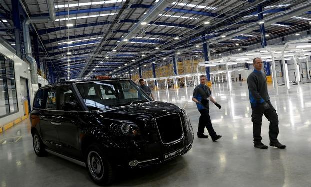 伦敦出租车公司首个海外订单:向荷兰出口电动车