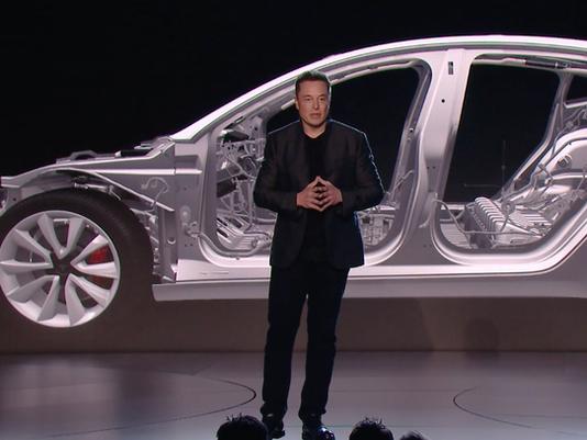 Model 3上市在即 特斯拉加紧跟进服务业务