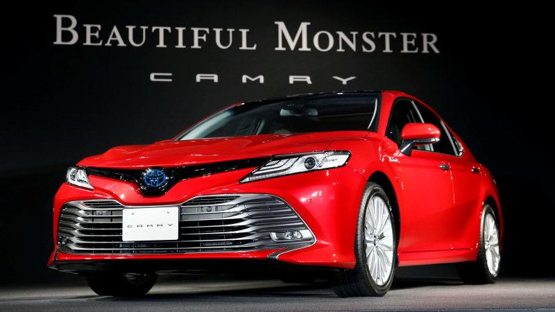 丰田看重美国中型轿车市场 寄望全新凯美瑞