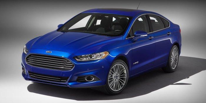 福特在美召回6000辆变速器故障车 涉及三款