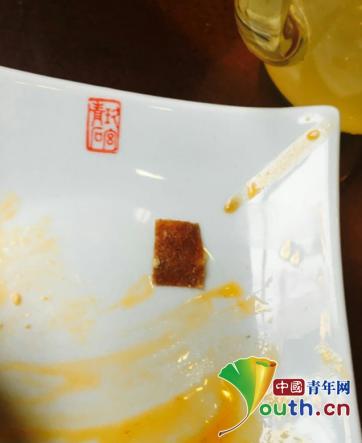 """武汉/武汉女子火锅店接连吃出创可贴药监局调查称""""第一次见"""""""