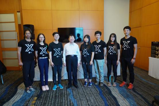 中国驻瓜亚基尔总领事雷同立接见QQ-X计划首站探索团队
