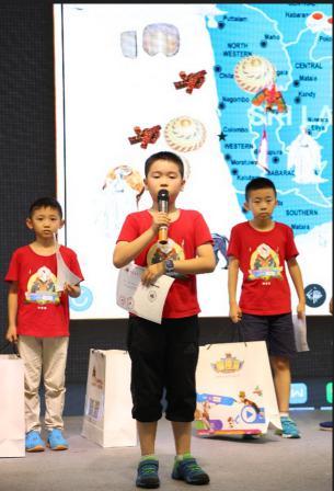 """极客少年与""""一带一路""""——这样的孩子撑起二十年后的中国"""