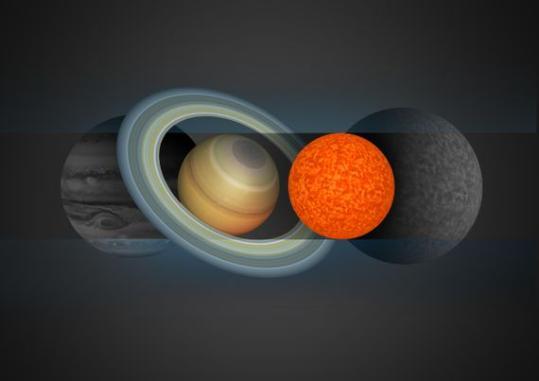 科学家发现已知最小的恒星 距地球600光年