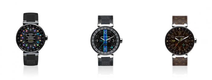 时尚巨头路易·威登发布智能手表 配备专属应用